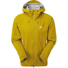 Mountain Equipment Odyssey Kurtka Mężczyźni, żółty